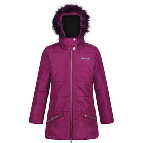 Regatta Bluebelle Jacket Girls beetroot